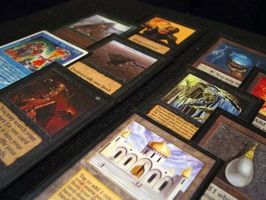 Info about Magic The Gathering Deck Builder 21