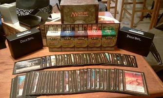 Trust the Magic The Gathering Deck Builder 4