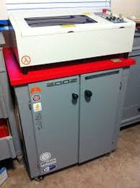 Fabric Laser Cutter - 45819 offers