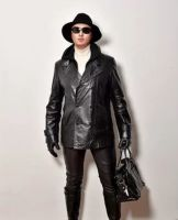 Mens Leather Jacket - 81336 offers