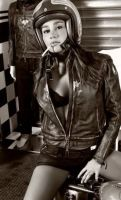 Womens Leather Jacket - 50326 bestsellers