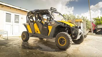 Rent A Buggy - 50740 selection