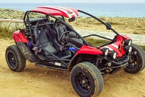 Rent A Buggy - 13641 combinations